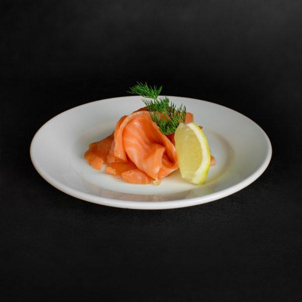 Extra-Smoked Salmon