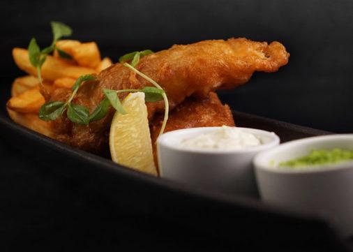 Fish & Chips Single