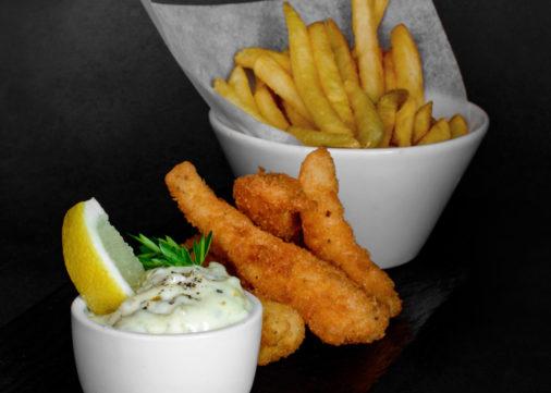 Cod Goujons & Chips