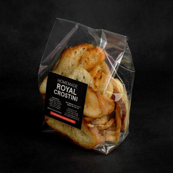 Royal Crostini