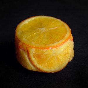 Orange Polenta