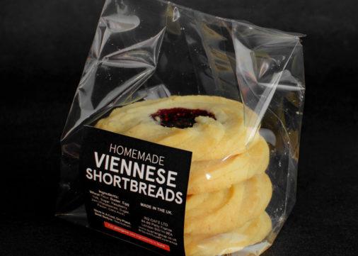 Viennese Shortbread