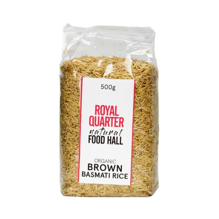 chewy alternative to white basmati rice