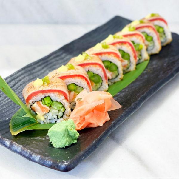 Crispy Seared Tuna