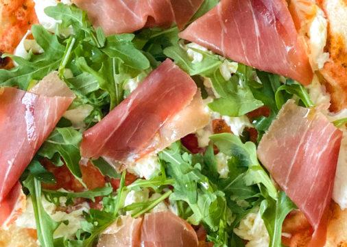 Parma Ham & Rocket